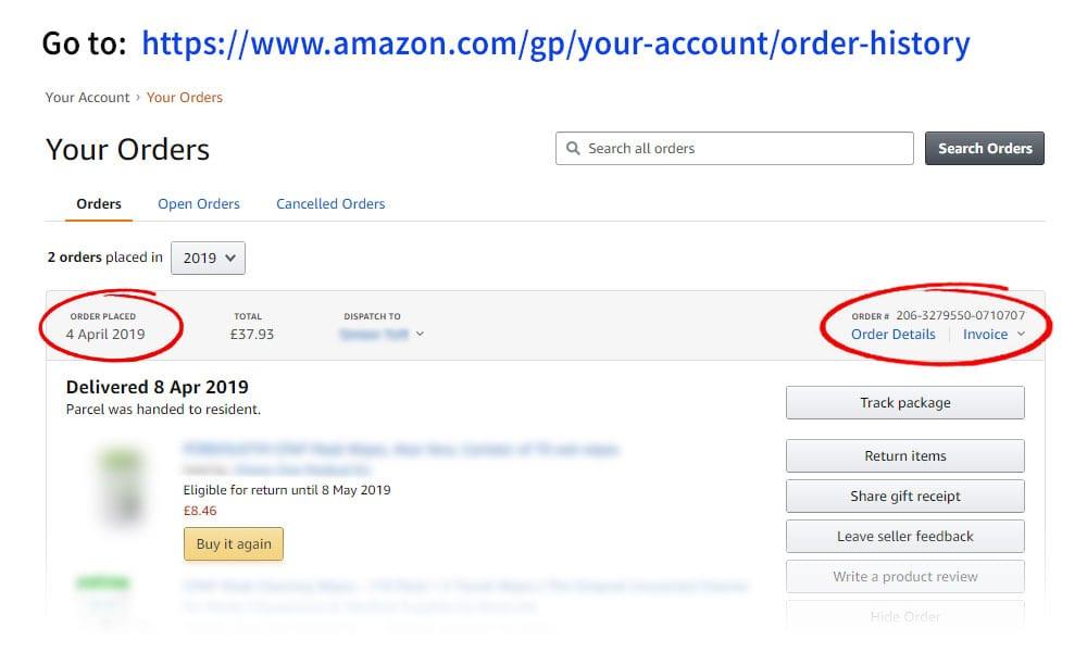 how do i find my amazon login id